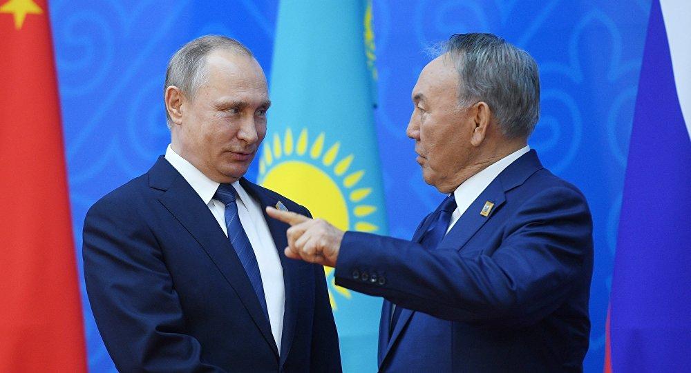 Путин Назарбаевтың ұсынысын қабылдамады