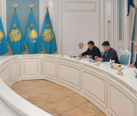Тоқаев Қытай компаниясы басшысына қазақстандық жұмысшылардың айлығын көтеруді міндеттеді
