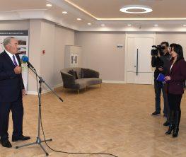 Нұрсұлтан Назарбаев Түркістанды дамыту жоспарларымен бөлісті