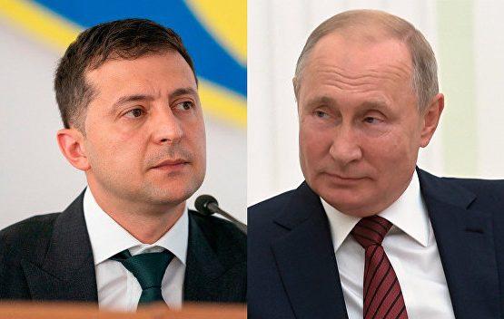 Зеленский мен Путинді кездестіргісі келген Назарбаевтың қалауы орындалды