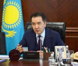Сағынтаев Алматы атауына қатысты мәлімдеме жасады
