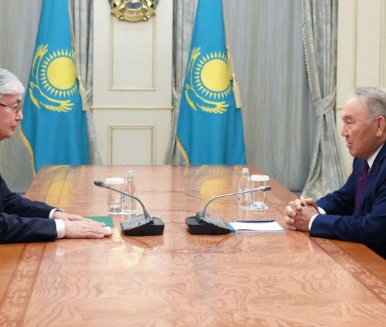 Кешегі ауыс-түйіс: Тоқаев Назарбаевпен ақылдасты ма?