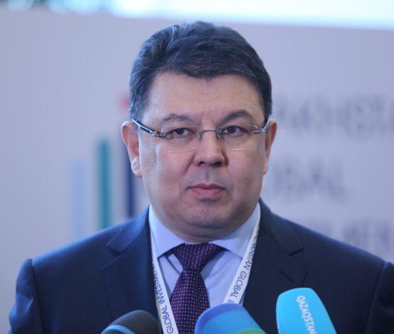 Бозымбаев министр қызметінен денсаулығына байланысты кетті