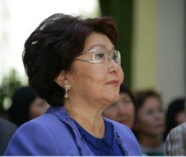 Президент Сара Назарбаеваны марапаттады