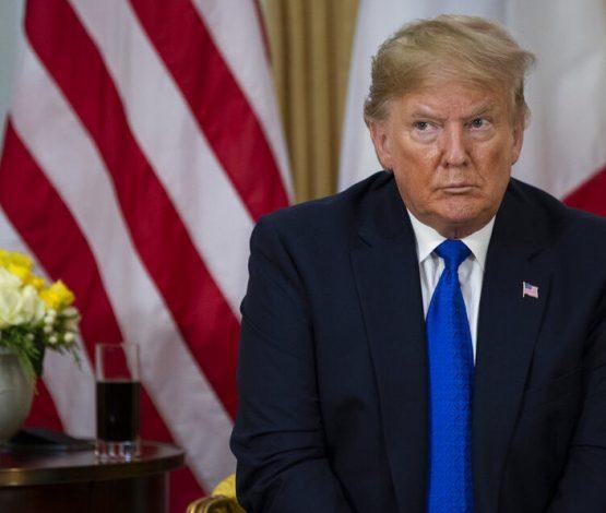 Трампқа тықыр таянды