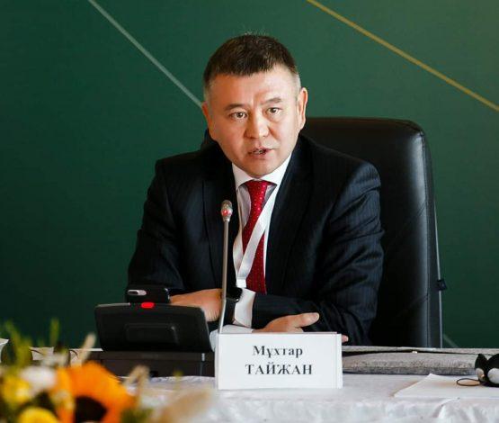 Мұхтар Тайжан Тоқаев айтқан орталықты басқаруға дайын