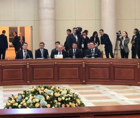 Назарбаев Ресейге сапарлап барды