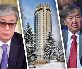 Алматы - Алма-Ата: Тоқаев Сүлейменовті қолдамайды