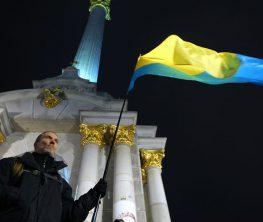 Порошенко, Тимошенко және Вакарчук украиналықтарды Майданға шақырды
