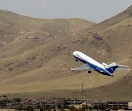 Ауғанстанда 83 жолаушысы бар ұшақ құлады