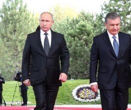 Ресей Өзбекстанды еуразиялық одаққа кіргізу үшін қысым жасап жатыр