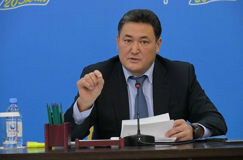 Павлодар облысының әкімі Болат Бақауов ұсталды деген хабар тарады