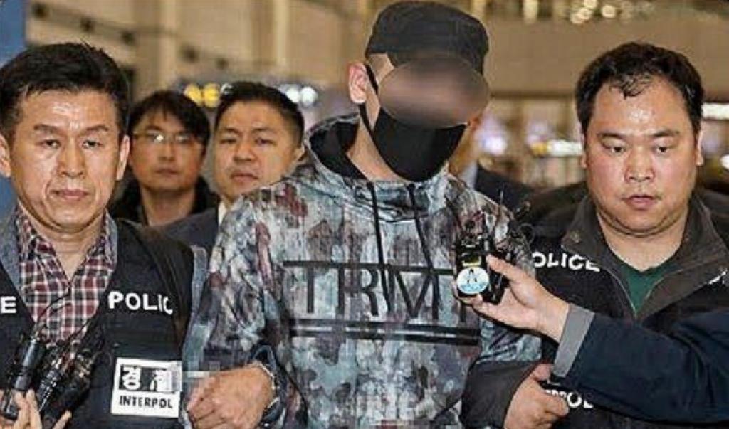 Оңтүстік Кореяда баланы қағып кеткен қазақстандыққа үкім шықты