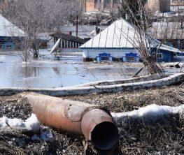 ШҚО: Алтай ауданындағы 11 ауылды су басу қаупі төніп тұр