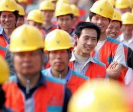 Қазақстанда ең көп шетелдік жұмысшы Қытайдан - министрлік