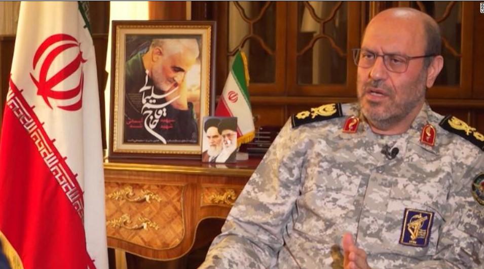 Иран АҚШ-тың әскери нысандарына шабуыл жасайтынын айтты
