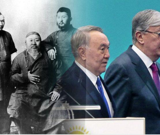 Абай туралы Назарбаевтың баяндамасы және Тоқаевтың мақаласы