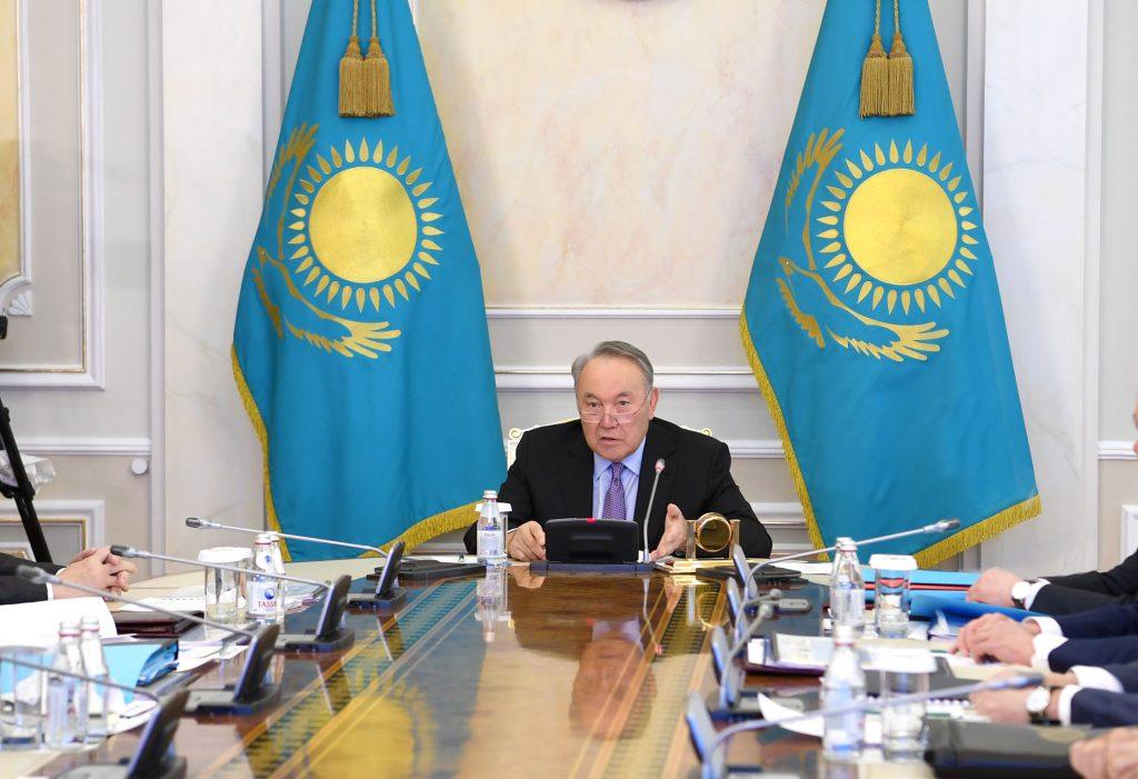 Қордайдағы қақтығыс туралы Назарбаев не деді?