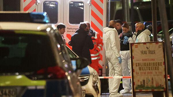 Германияның Ханау қаласында атыс болып, тоғыз адам қаза тапты