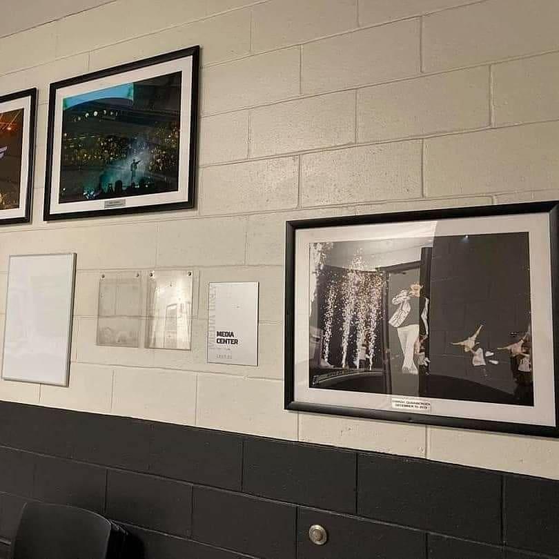 Нью-Йорктегі Barclays Arena-дағы жұлдыздар аллеясына Димаштың суреті ілінді