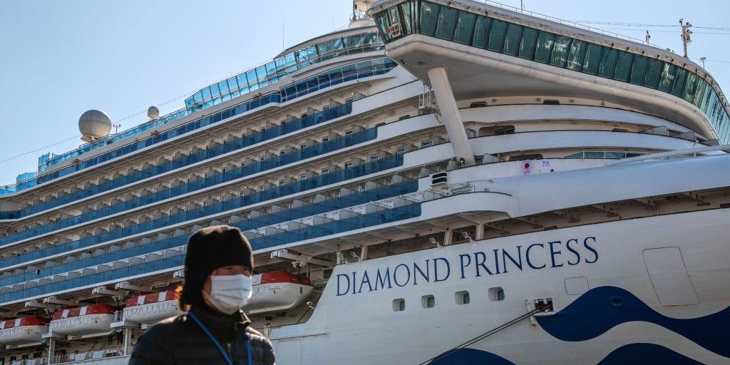Жапониядағы круиздік лайнерінде болған қазақстандықтар елге оралады