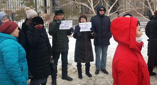 Белсенділер Назарбаев, Тоқаев, Мәсімов, Тұрғынбаевтің отставкаға кетуін талап етіп жатыр
