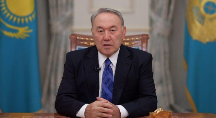 Назарбаев халыққа үндеу жасады