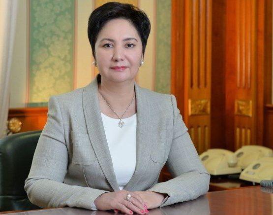 Гүлшара Әбдіхалықова Қызылорда облысының әкімі болып тағайындалды