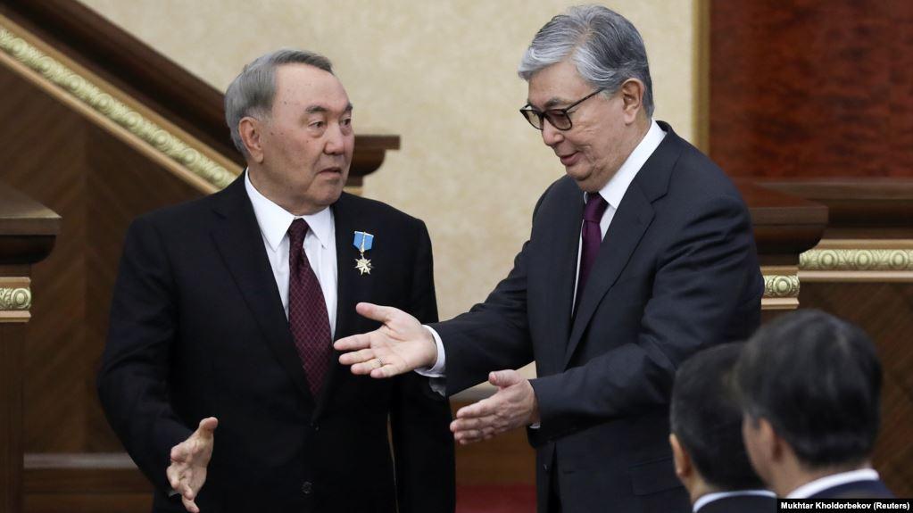 Бір жыл бұрын Астана Нұр-Сұлтан болып өзгерді