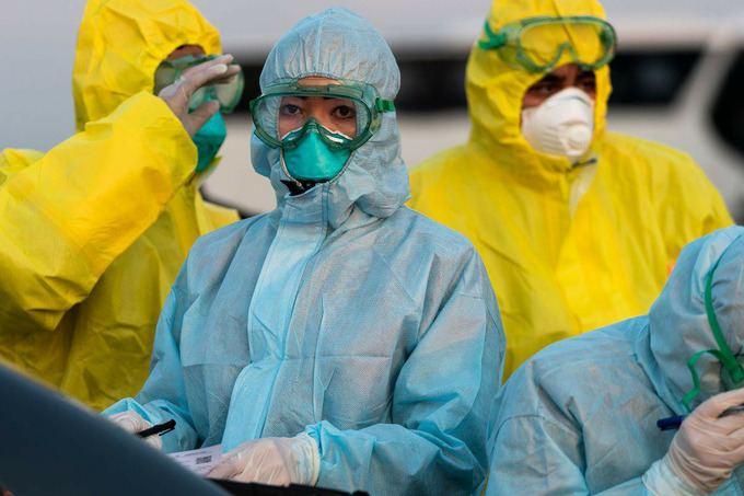 Қазақстандық құрылыс компаниясы коронавируспен күресіп жатқан дәрігерлерге 100 млн тг бөлді