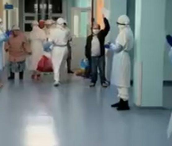 Астанада 93 жастағы кейуана коронавирустан жазылып шықты (видео)