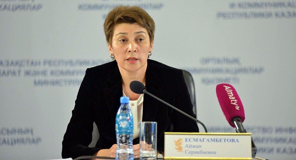 Есмағамбетова: Сатушылар арасынан коронавирус жұқтырғандар күнде шығады