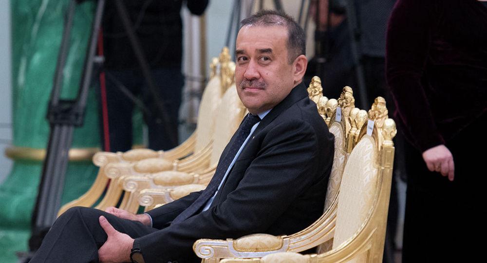 Президент Кәрім Мәсімовке генерал-лейтенанты арнаулы атағын берді
