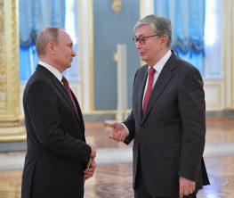 Тоқаев: Қазақстандықтардың 75 пайызы Ресейге сенеді