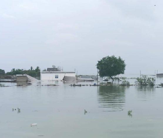 Мақтарал: 868 үй су астында қалуы мүмкін