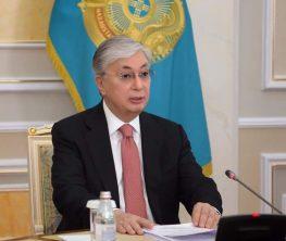 Тоқаев: Үкімет шілде айына 42,5 мың теңге төлейді