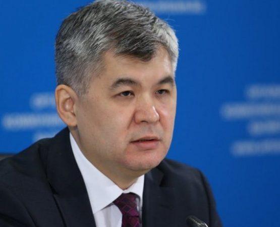Елжан Біртанов қызметінен кетті
