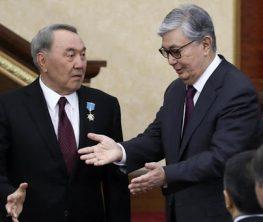 Тоқаев: Қос билік жоқ, жақында Назарбаевтың 80 жасқа толуын атап өтеміз
