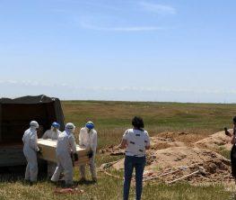 Өткен аптада қайтыс болған 110 адам COVID-19 статистикасына енбеген