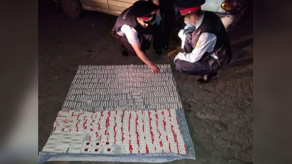 Тапшы дәрі-дәрмектерді қымбатқа сатқан 21 адам ұсталды