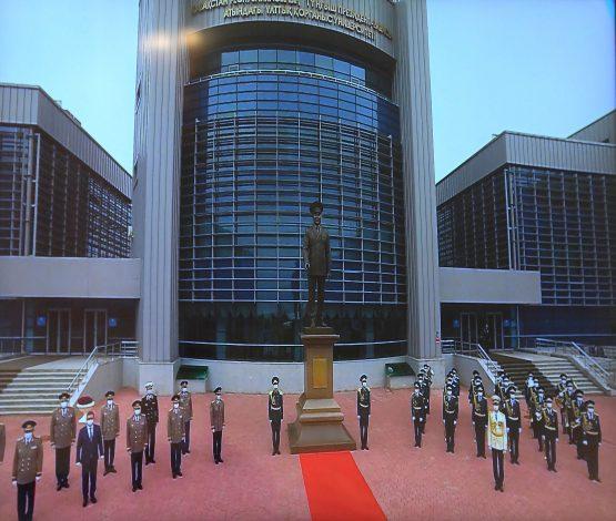 Астанада Назарбаевқа ескерткіш орнатылды