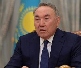 Назарбаев көңіл айтты
