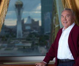 Назарбаевтың туған күнінде
