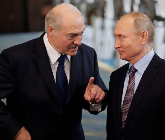 Лукашенко Путинмен ақылдасу үшін Ресейге бармақшы