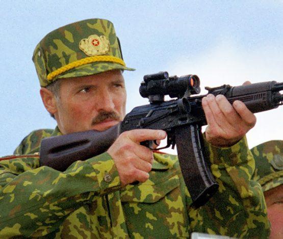 Лукашенко халқына оқ ата ма?