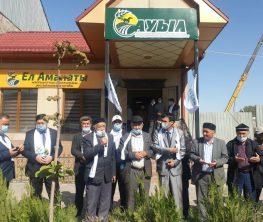 Түркістанда «Ауыл» партиясының республикалық штабы ашылды