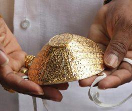 Алтын маска коронавирустан қорғай алмады