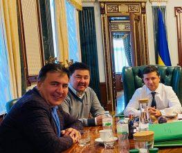 Марғұлан Сейсембай Украинаға қызмет ететін болды