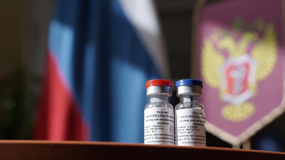 Sputnik V вакцинасының алғашқы партиясы азаматтық айналымға шықты