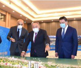 Назарбаев Маңғыстауға жұмыс сапарымен барды